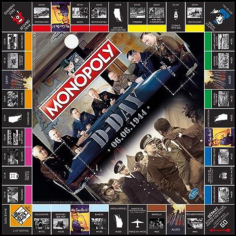 """Monopoly /""""Les fusils Edition/"""""""
