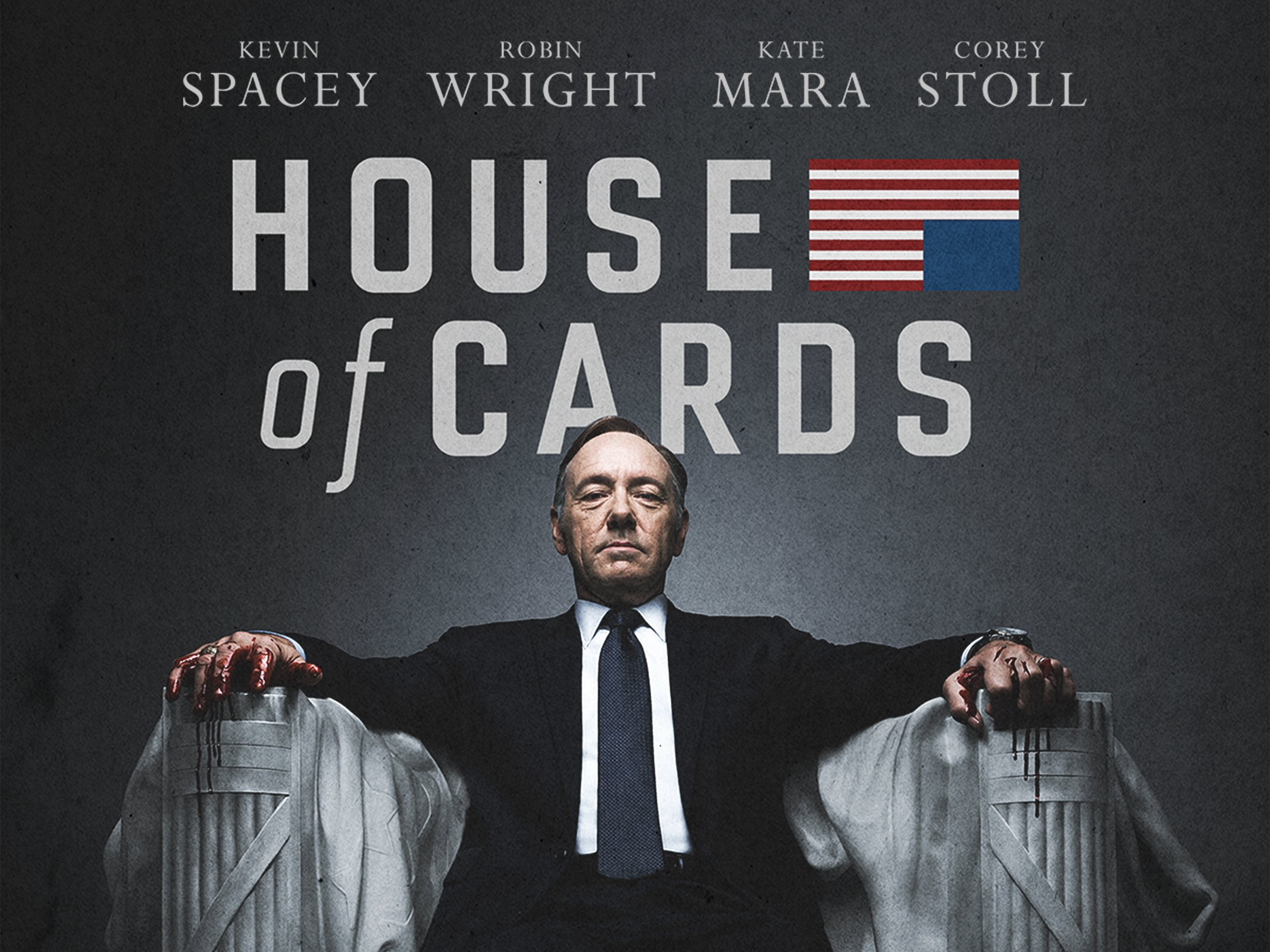 Amazon.com: House of Cards Season 1: Kevin Spacey, Robin Wright ...