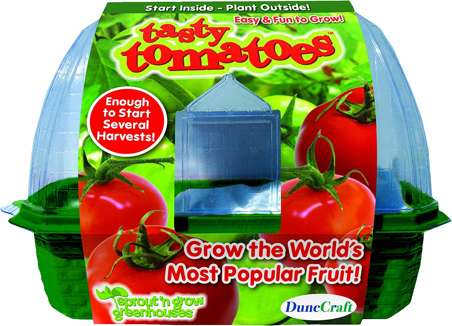 DuneCraft Sprout n Grow Greenhouses Peanuts