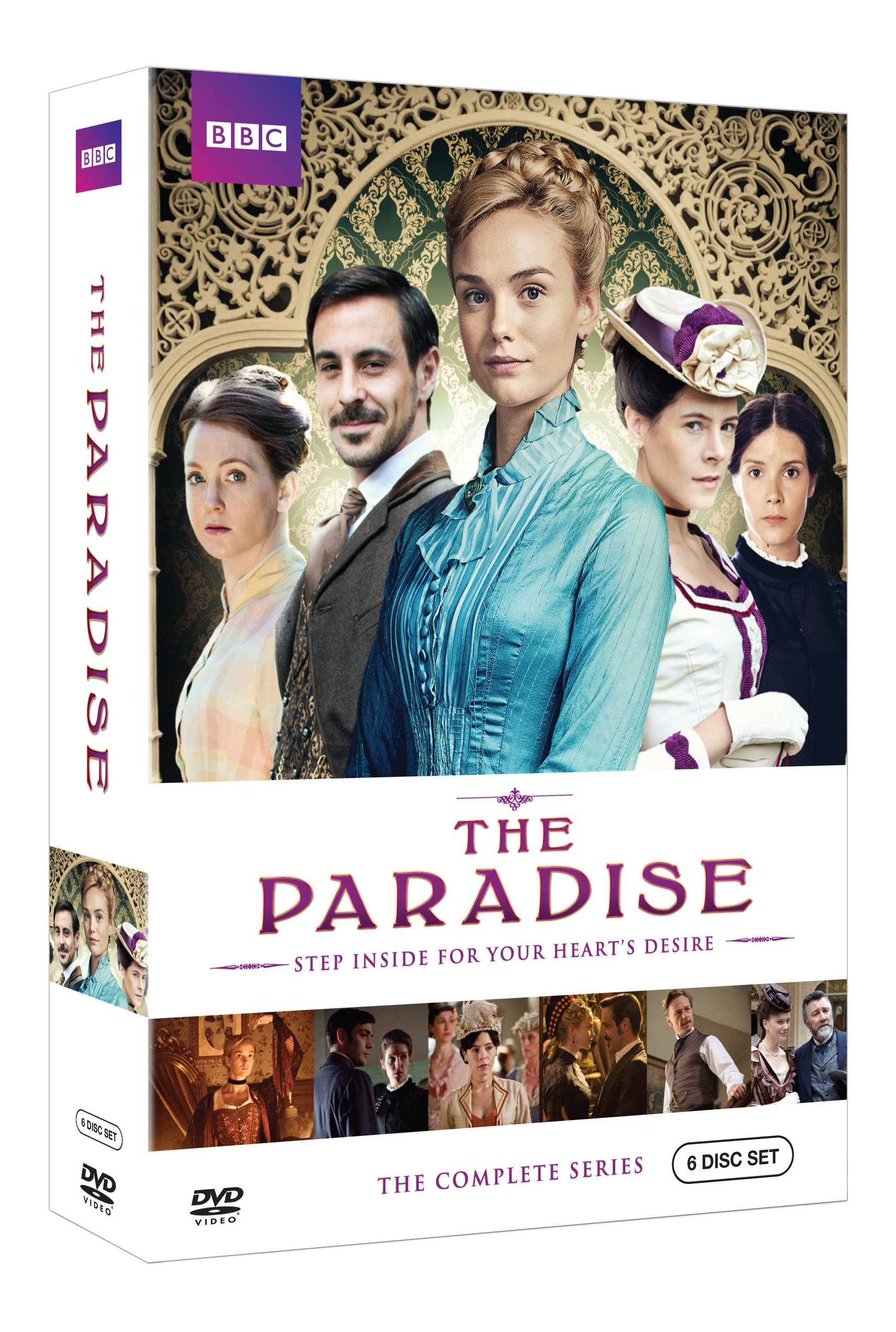 Paradise, The: The Complete Series