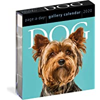 2020 Dog Page-A-Day Gallery Calendar