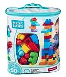 Mega Bloks DCH55 Classic Buildable Bag, 60 Pieces