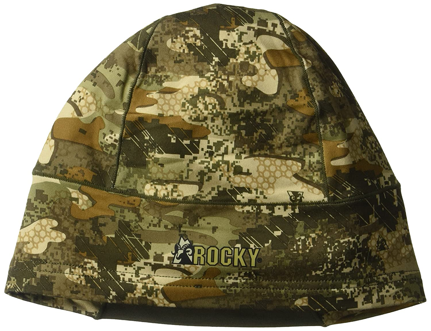 Rocky Men's Venator Camouflage Fleece Beanie Hat, Camouflage, One Size Rocky Sports Apparel HW00163