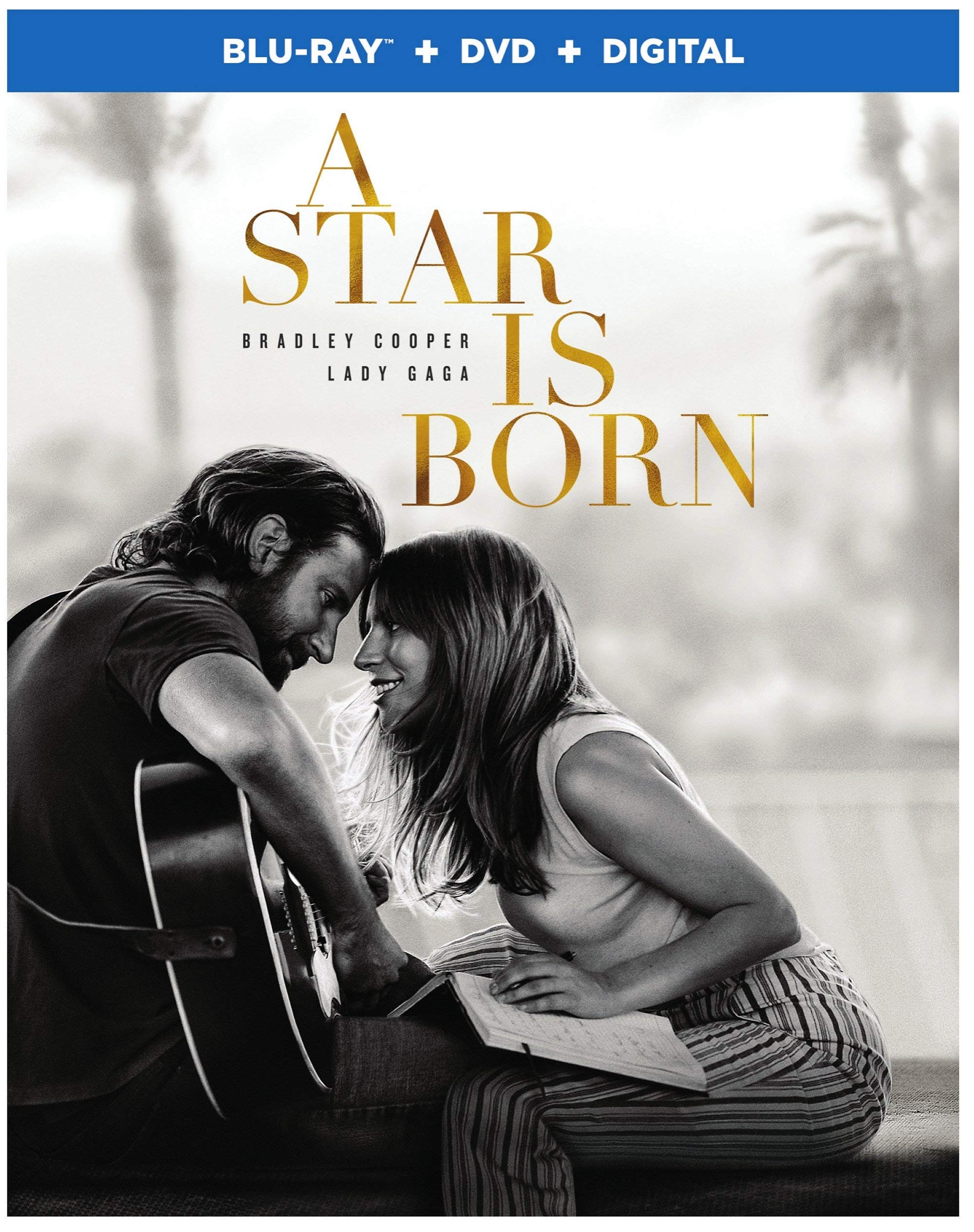 Blu-ray : A Star Is Born (2018) (With DVD, Digital Copy, Subtitled, Dubbed, 2 Pack)