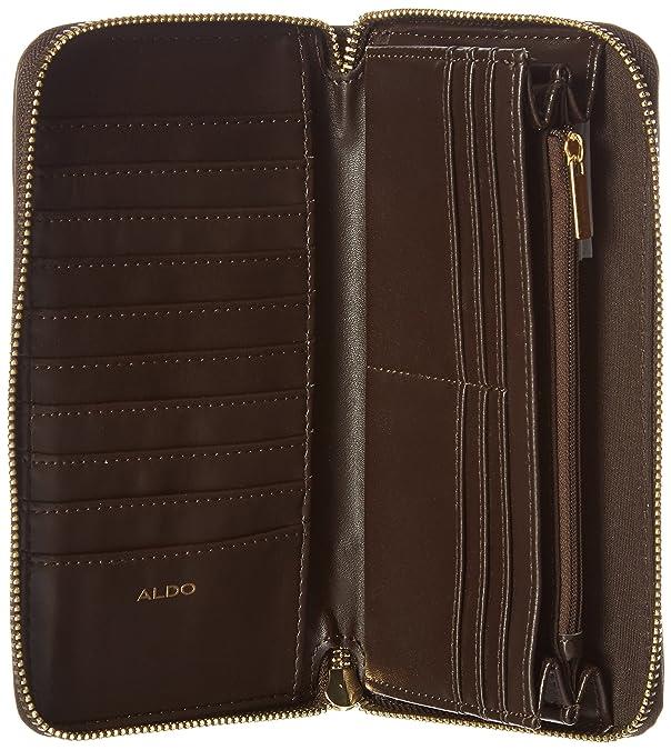 Aldo - Arilacia, Carteras Mujer, Brown (Dark Brown), 2x11x19 cm (W x H L): Amazon.es: Zapatos y complementos