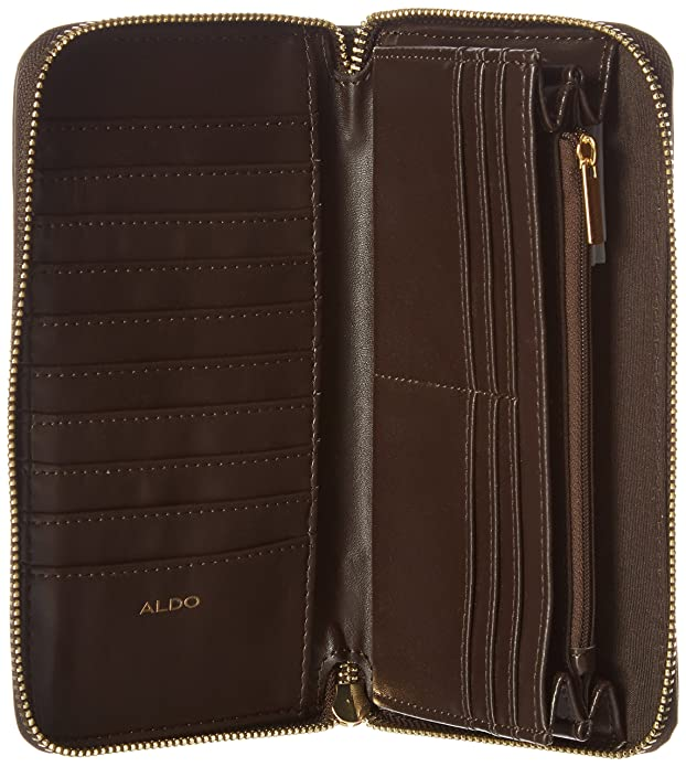 Aldo - Arilacia, Carteras Mujer, Brown (Dark Brown), 2x11x19 cm (W x H L): Amazon.es: Zapatos y complementos