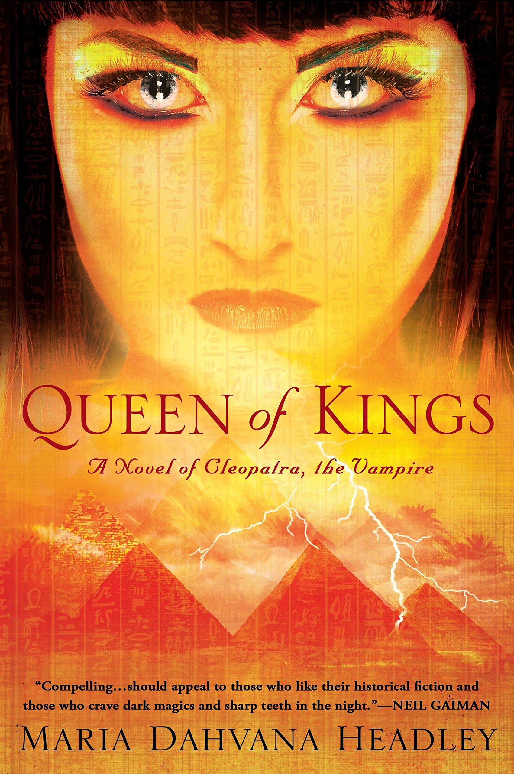Read Online Queen of Kings: A Novel of Cleopatra, the Vampire pdf epub