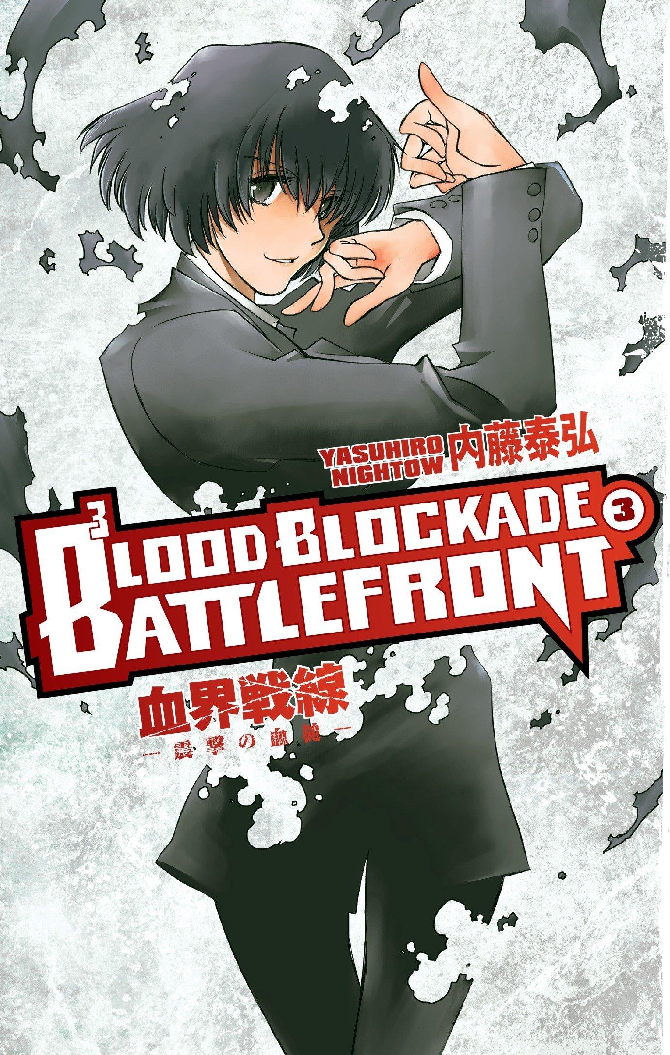 Blood Blockade Battlefront Volume 3 pdf