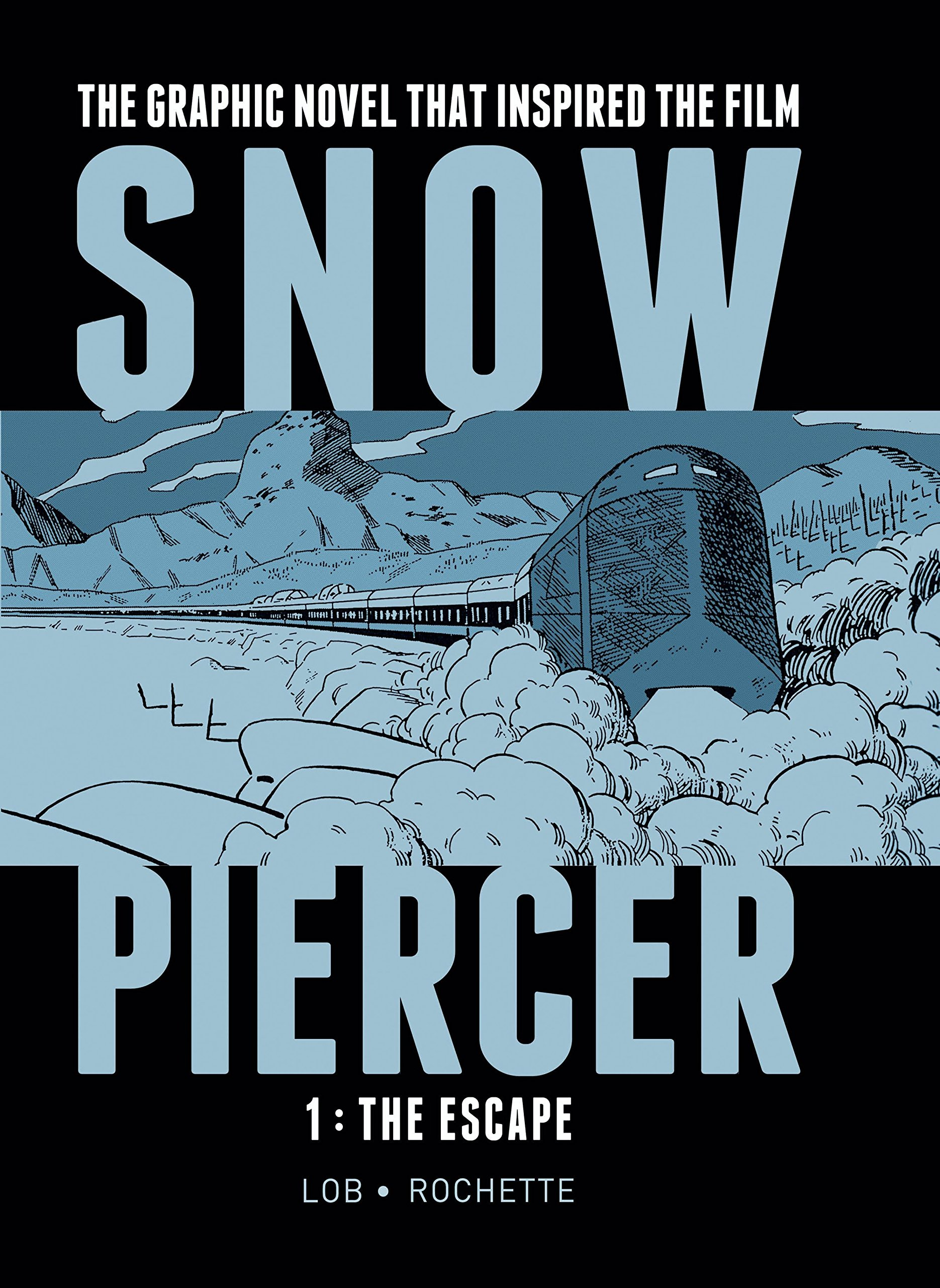 Image result for snowpiercer graphic novel