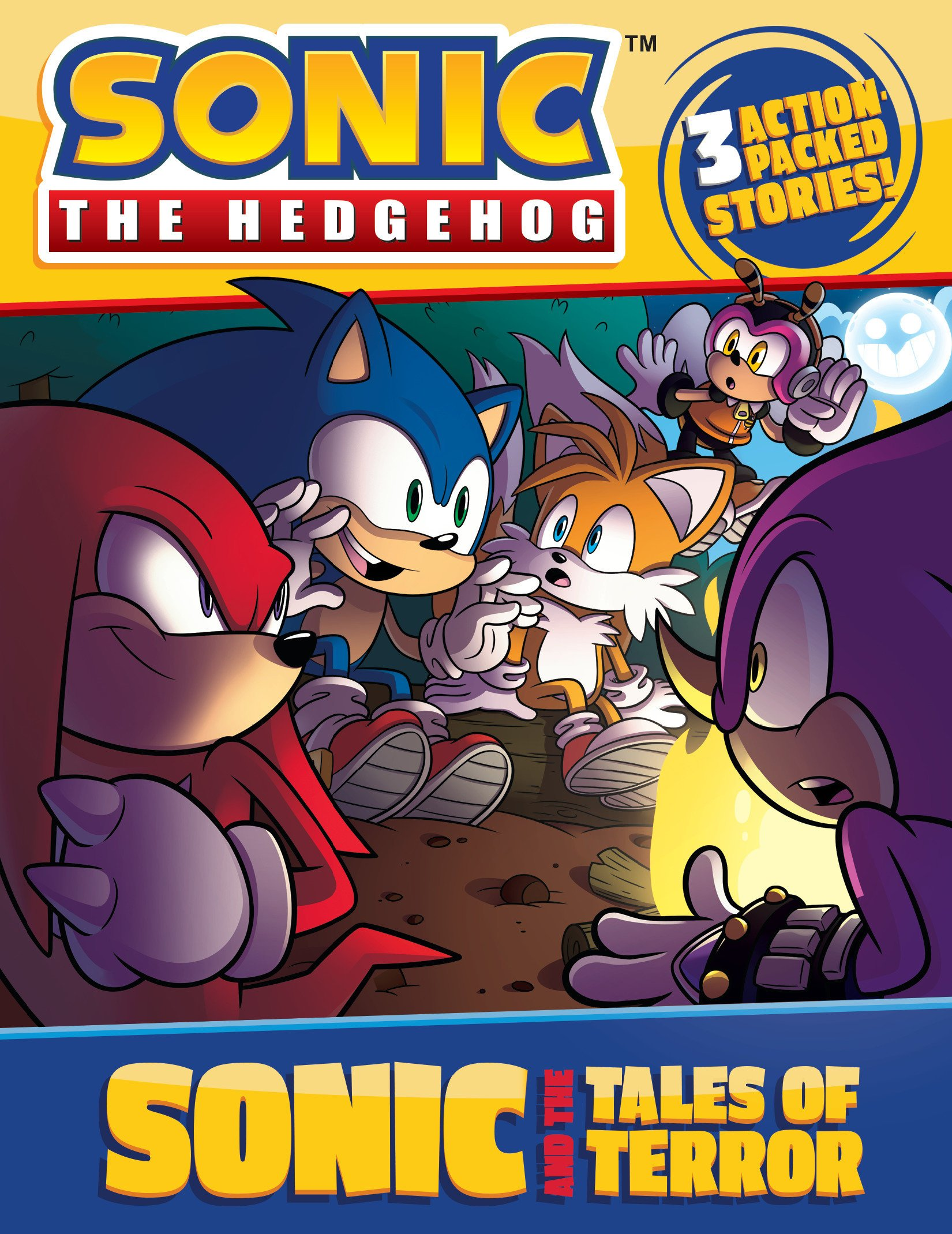 Amazon.com: Sonic and the Tales of Terror (Sonic the Hedgehog ...