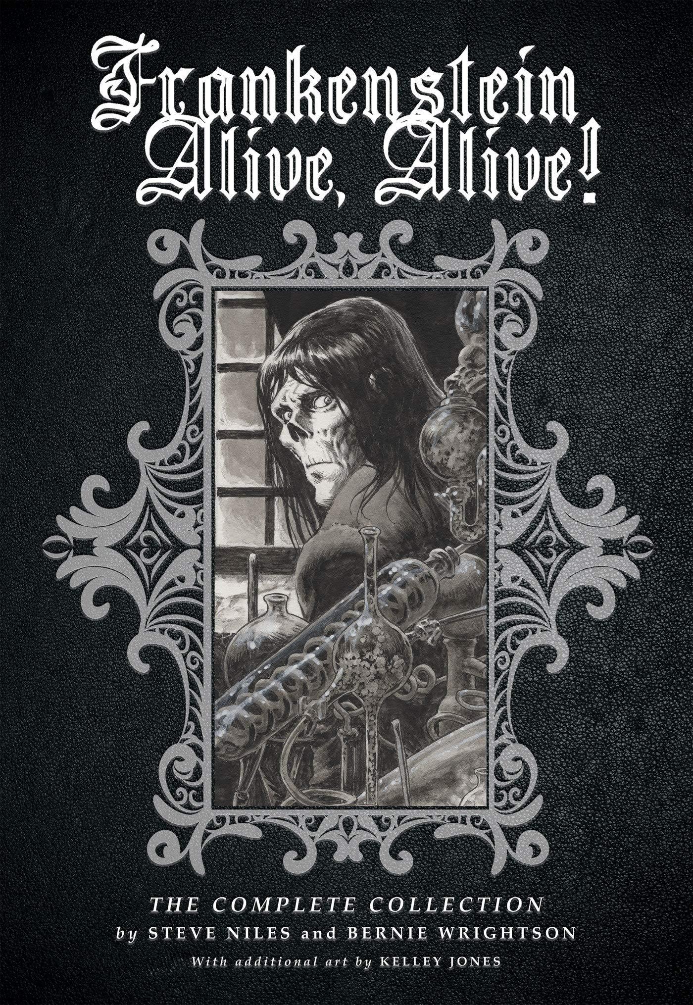 Frankenstein Alive Alive The Complete Collection Steve
