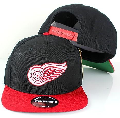 b14d04c725b Amazon.com   NHL American Needle 400 Series Flat Brim Cap ...