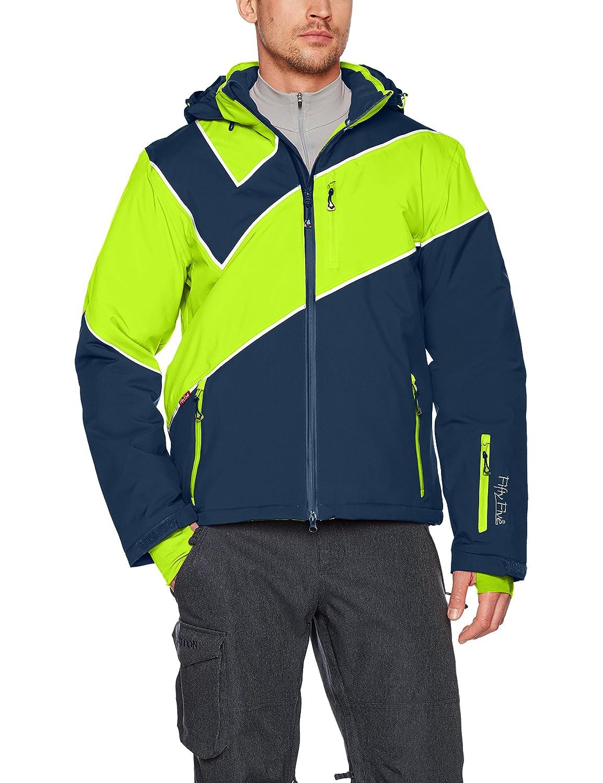 Fifty Five Herren Skijacke Snowboarjacke Saint Andrews Warme Outdoorjacke Wasserdicht Atmungsaktiv