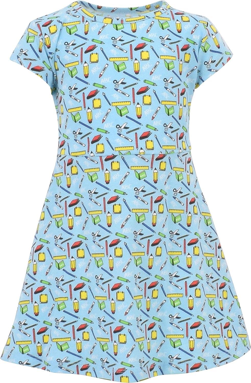 Unique Baby Girls Back to School Dress