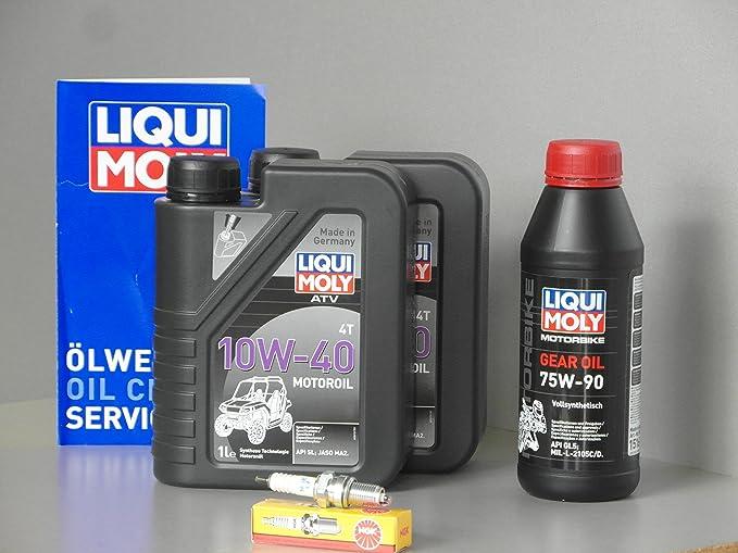 Honda TRX 250 TE Juego de mantenimiento e inspección de ...