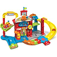 VTech Go! Go! Smart Wheels Save the Day Fire Station