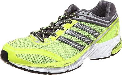 Adidas - Zapatillas de Running de sintético para Hombre Verde Verde, Color Verde, Talla 42: Amazon.es: Zapatos y complementos
