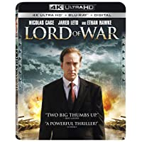 Deals on Lord Of War 4K UHD + Blu-ray + Digital