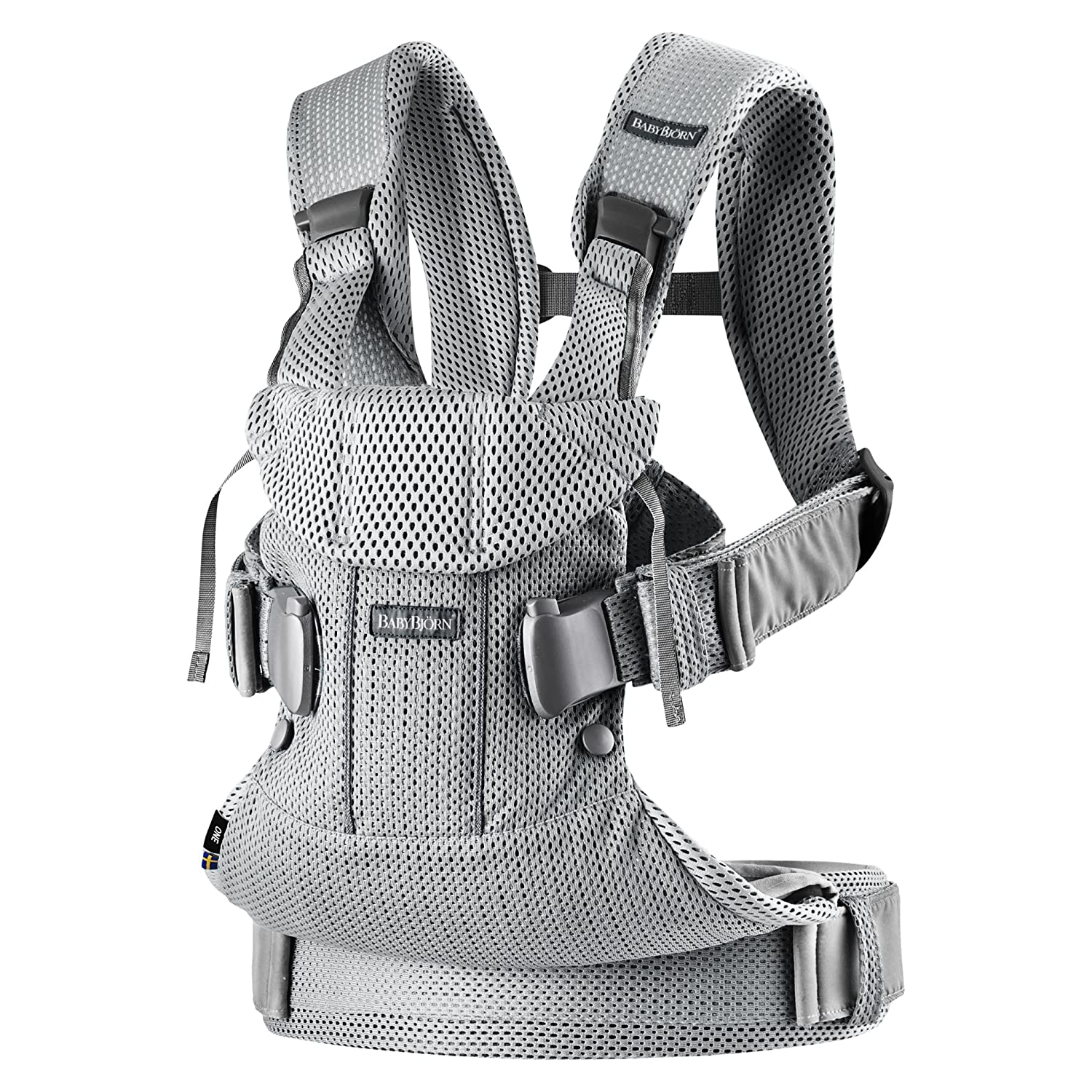 Best for dads: One Outdoors Baby Carrier by Babybjorn