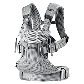 552b8c5320f Amazon.com   BABYBJÖRN New Baby Carrier One Air 2019 Edition