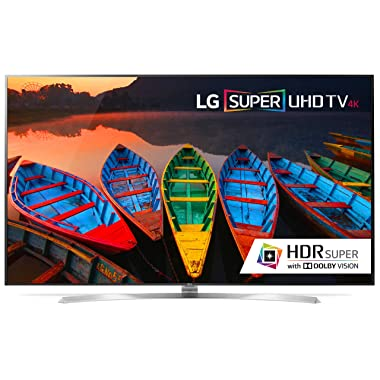 LG 75UH8500 75 4K Ultra SUHD TV with Dolby Vision 3D