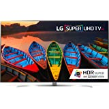LG Electronics 75UH8500 75-Inch 4K Ultra HD Smart LED TV (2016 Model)