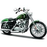 Dos Mac Motocicletas Harley Davidson Modelo 1:12 32320 ...