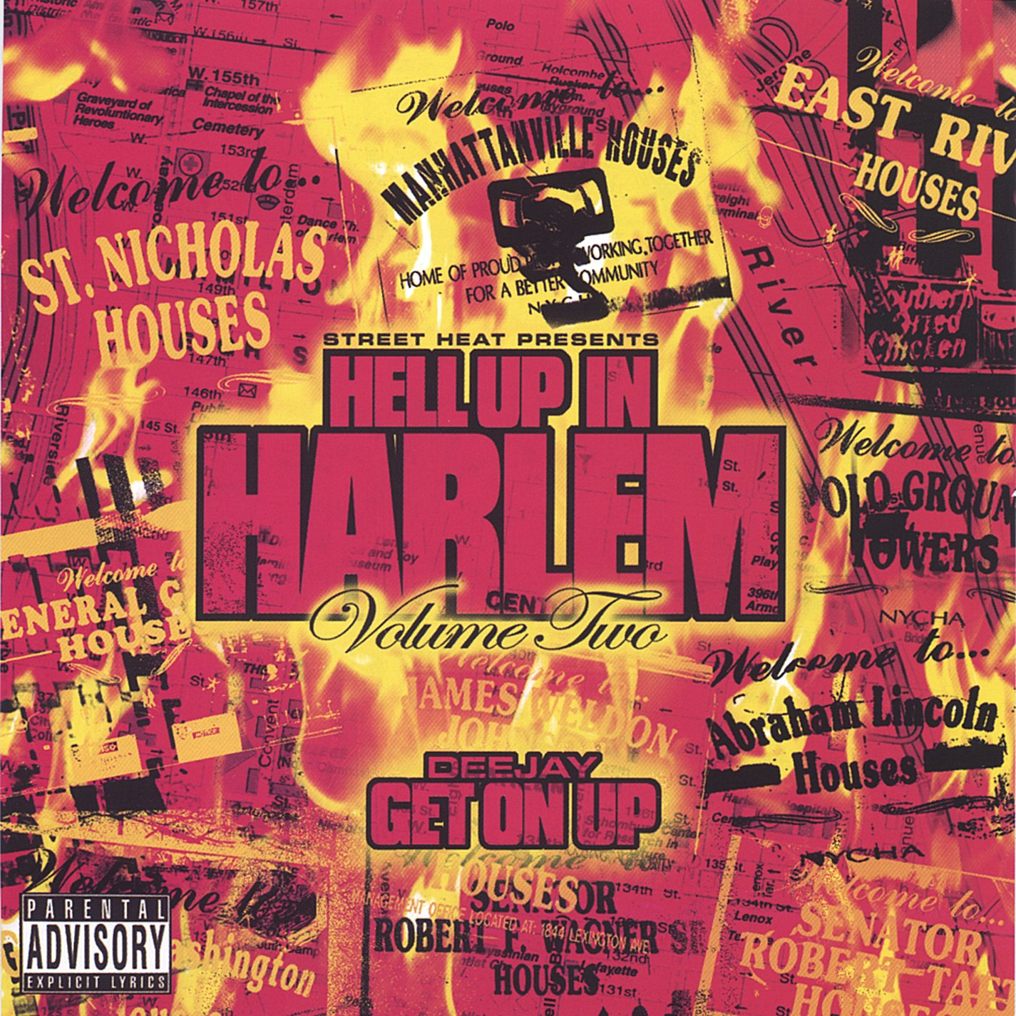 Hell Up in Limited time sale 2 Harlem Selling rankings