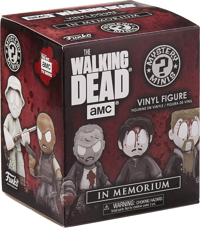 Walking Dead In Memoriam Season 8 Funko Mystery Vinyl Mini Figure Shane Walsh