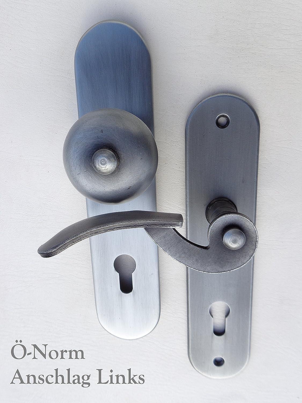 EVVA SBSM K - Herraje de hierro forjado (izquierda o derecha)