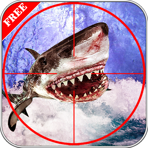 Hungry Shark Evolution Shooting Game (People Racing)