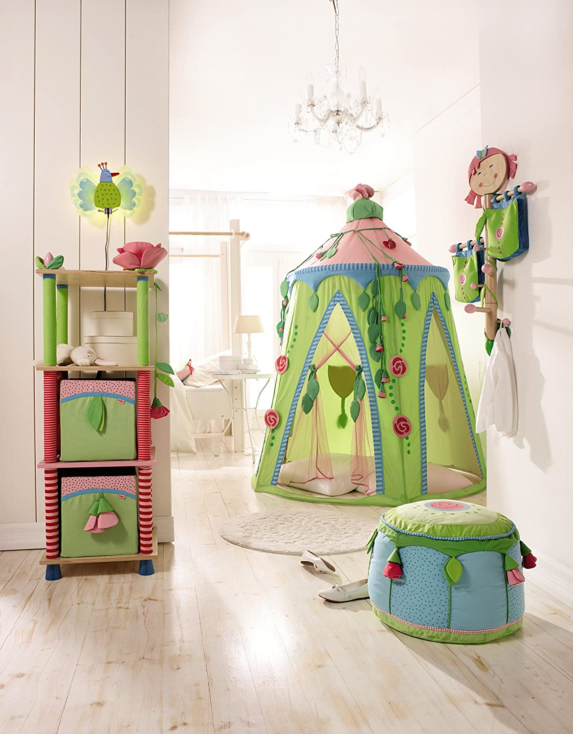 & Amazon.com: Haba Play Tent Rose Fairy: Toys u0026 Games