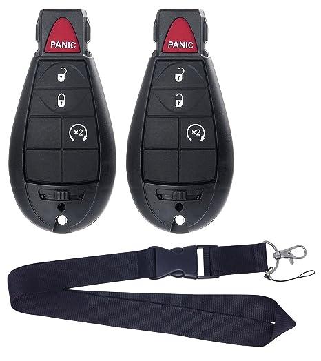Amazon Com Pair New Remote For Dodge Ram 1500 2500 3500 Pickup