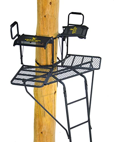 Rivers Edge 2 Man Bowman Ladder Stand
