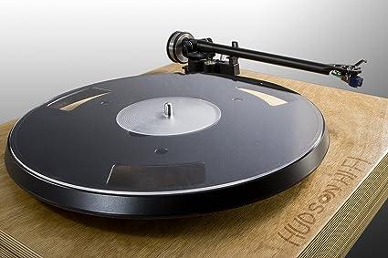 Transparent Acrylic Turntable Mat | LP Slipmat Made in USA ...