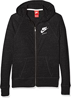 Nike Gym Vintage FZ Hoodie Yth Girls  Sweatshirt cc638927b