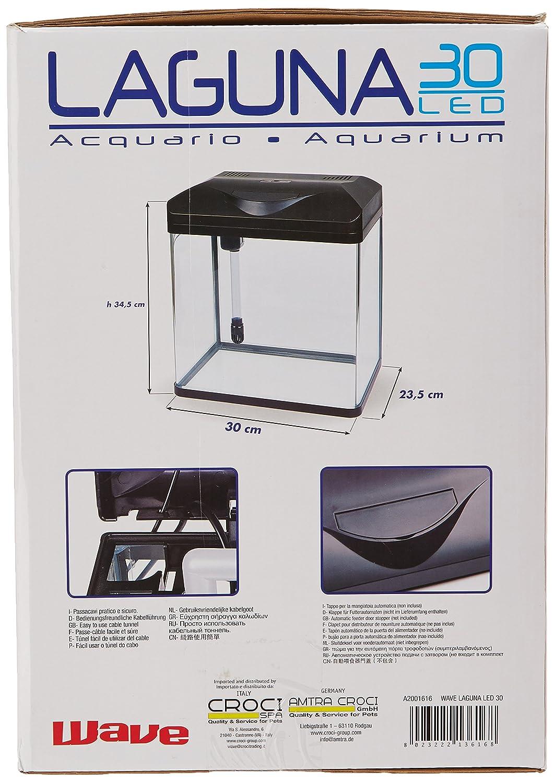 Wave Laguna Led 40 Aquarien Haustierbedarf