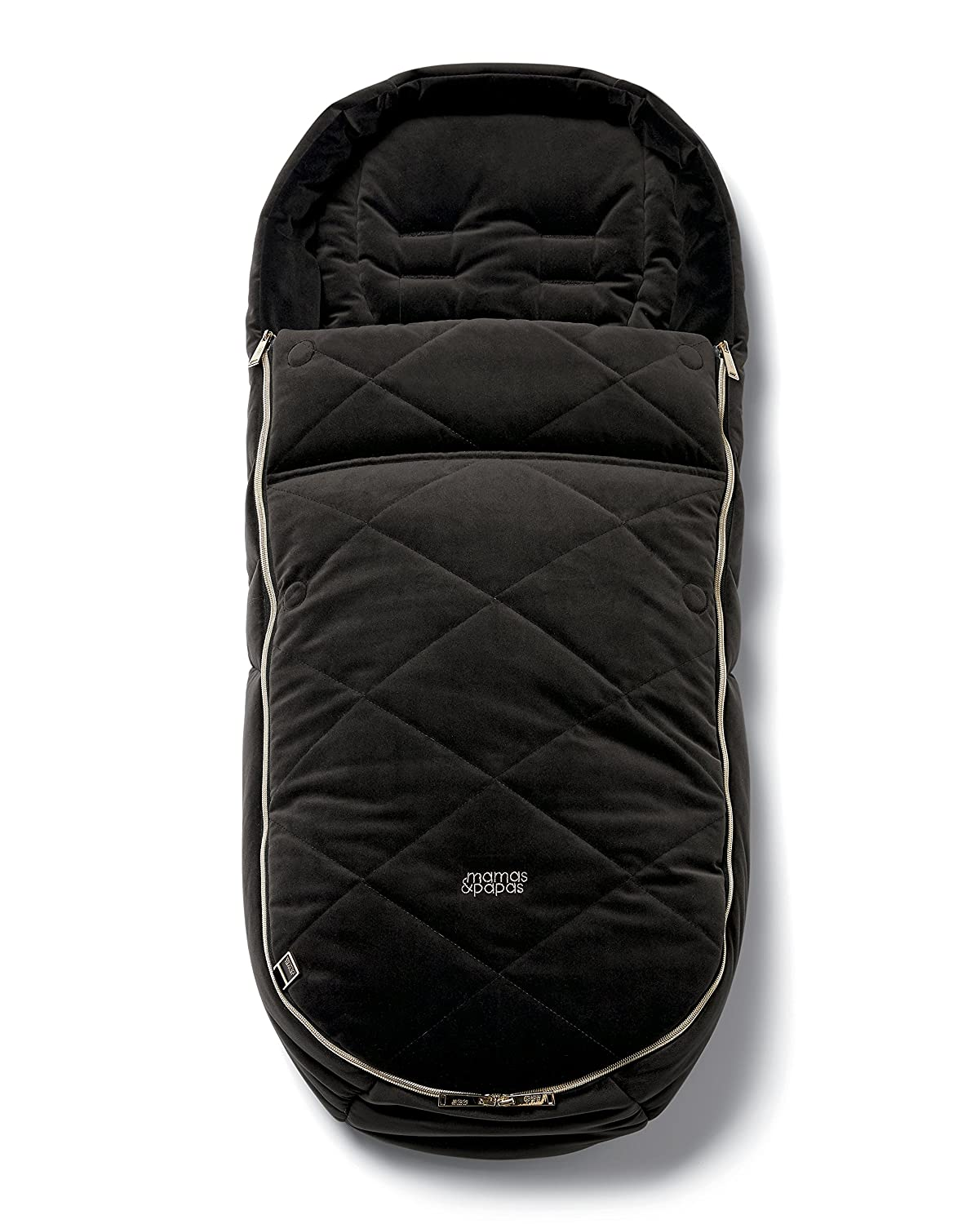 FYLO Premium Footmuff//Cosy Toes Compatible with Silver Cross Zest Ocean Blue