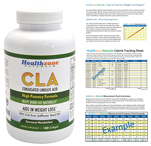 Conjugated Linoleic Acid Capsules CLA Weight Loss