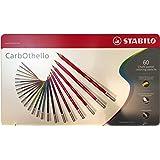 Stabilo® CarbOthello Pastel Pencil, 60-Color Set