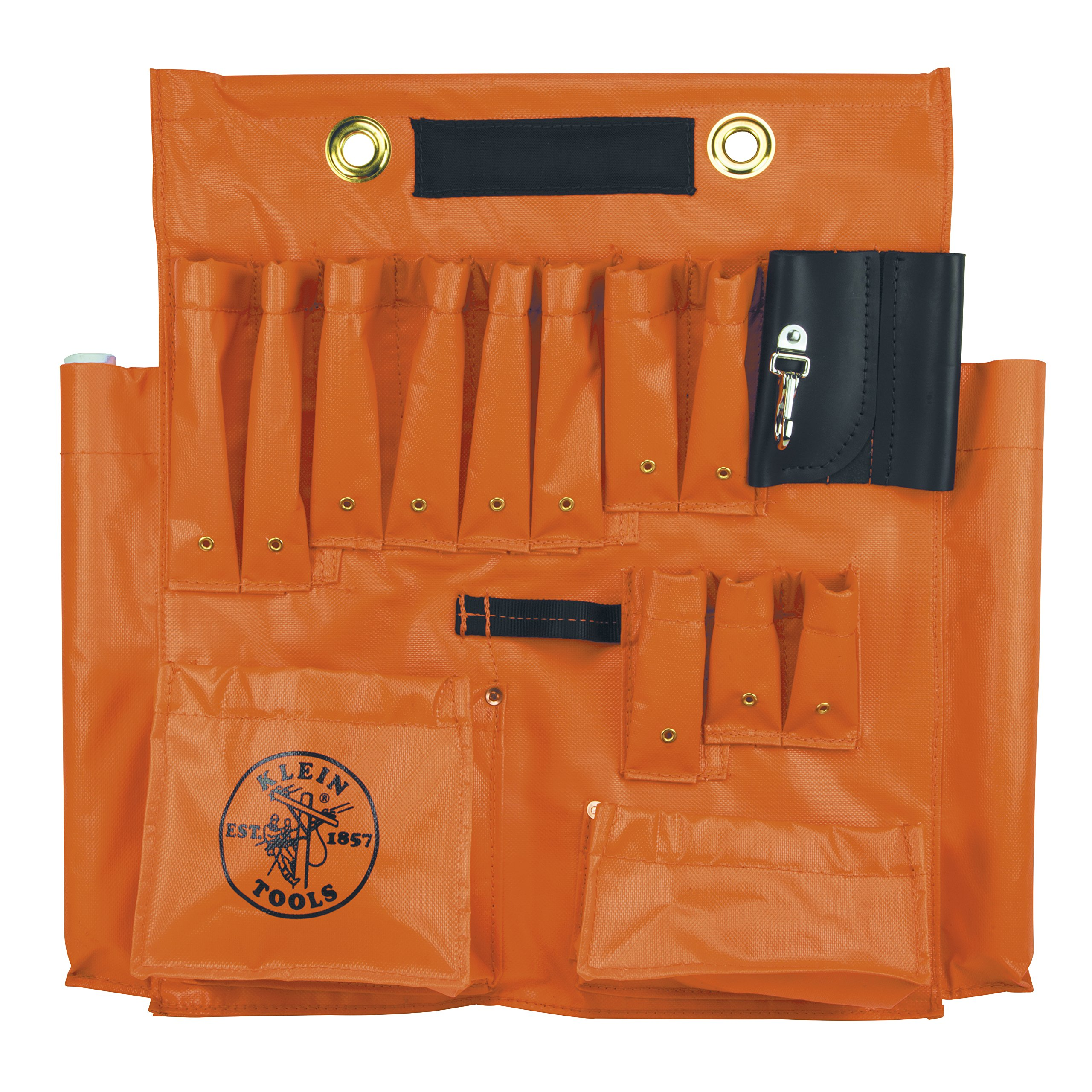 Klein Tools 51829M Aerial Apron with Magnet, Large by Klein Tools