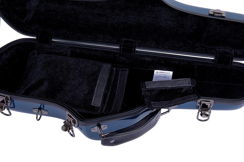 Crossrock Double Trumpet Gigbag With Back Pack /& Shoulder Straps Internal Pocket