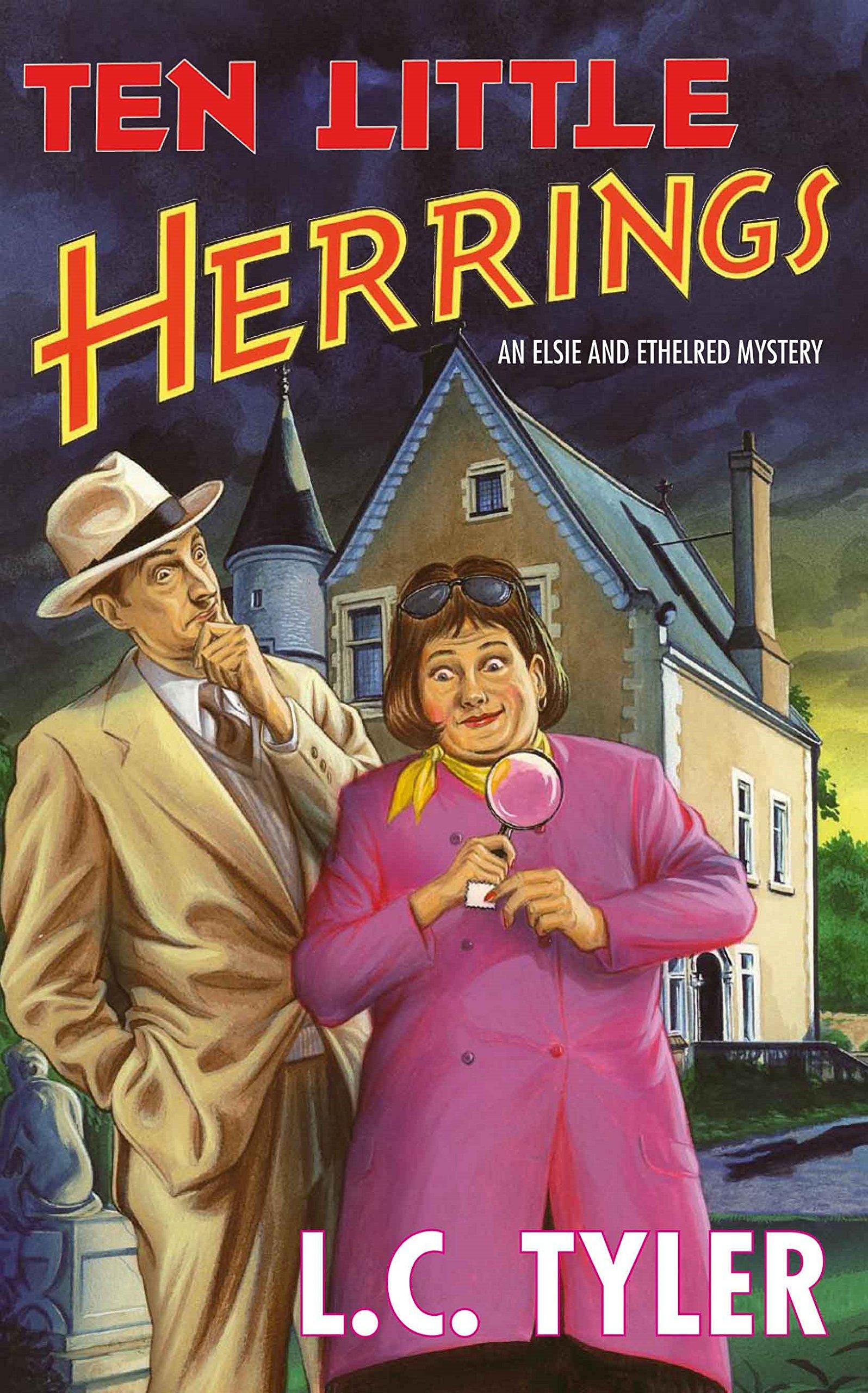 Ten Little Herrings: Amazon.co.uk: L. C. Tyler: 9780230714670: Books