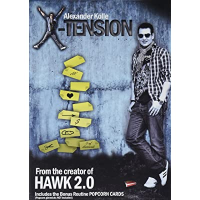 MMS Xtension (DVD and Gimmick) by Alex Kolle - DVD: Toys & Games