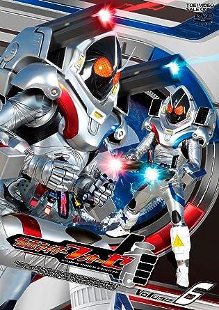 「フォーゼ dvd 6」の画像検索結果