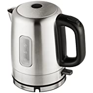 AmazonBasics Stainless Steel Electric Kettle - 1-Liter