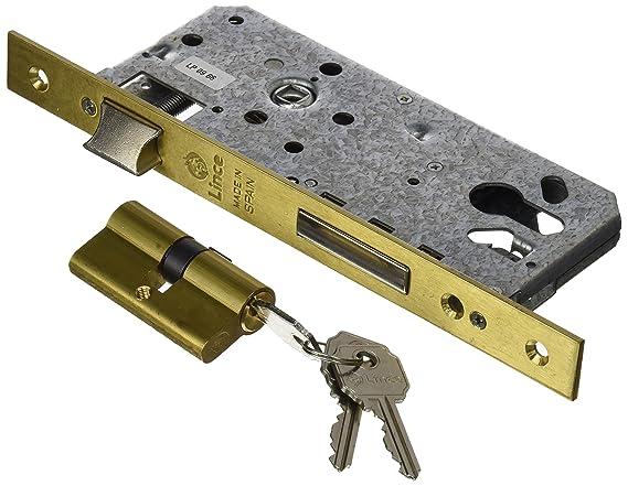 Lince LIN9540045 Cerradura de Embutir 45 mm: Amazon.es: Bricolaje ...