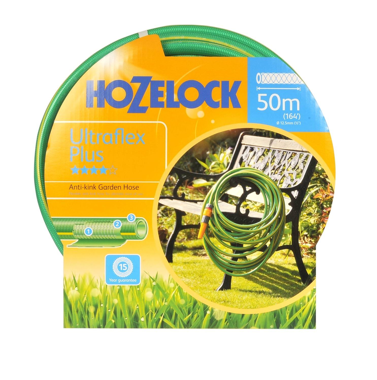 Hozelock 50 Metre Ultra Flex Hose Hozelock Ltd 6850E0000 Gardening Hoses