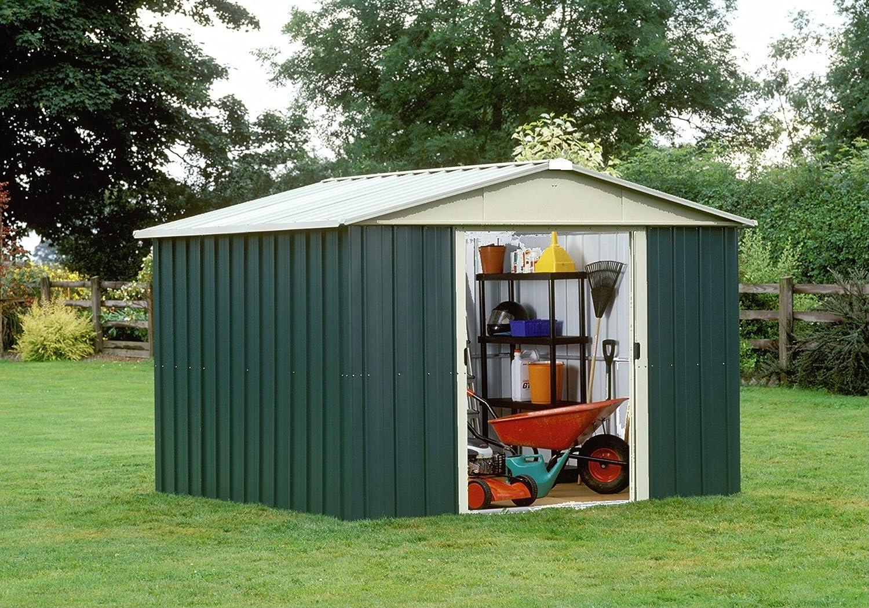Abri de jardin metal yardmaster meilleures id es pour la conception et l 39 ameublement du jardin - Abri de jardin amazon ...
