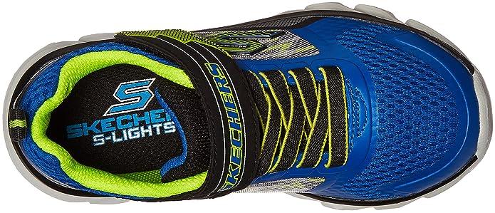 Skechers 90581l bllm, BlueLime, 35 EU: : Schuhe
